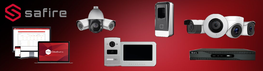 SAFIRE CCTV